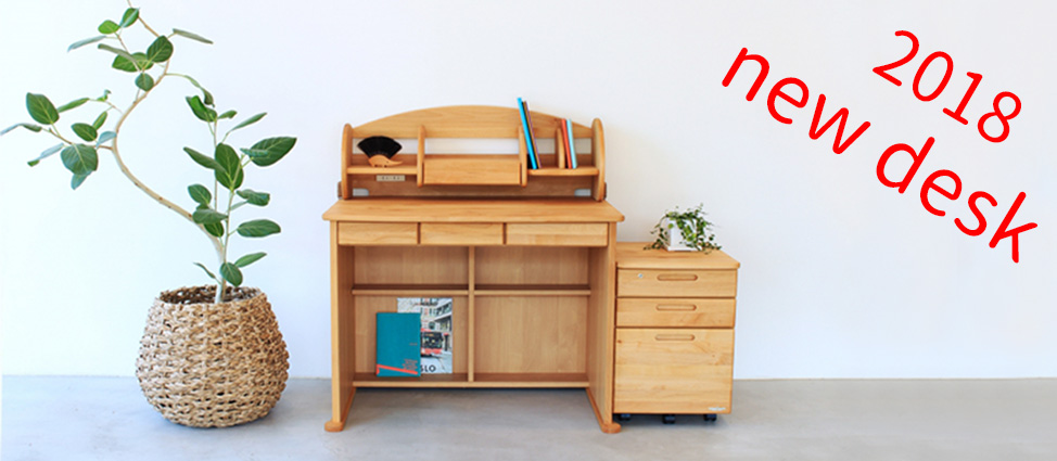 2018 desk